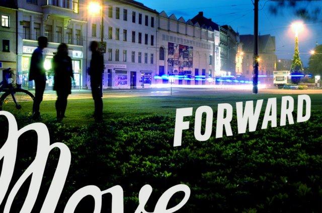 move forward   werkleitz
