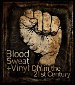 blood sweat vinyl