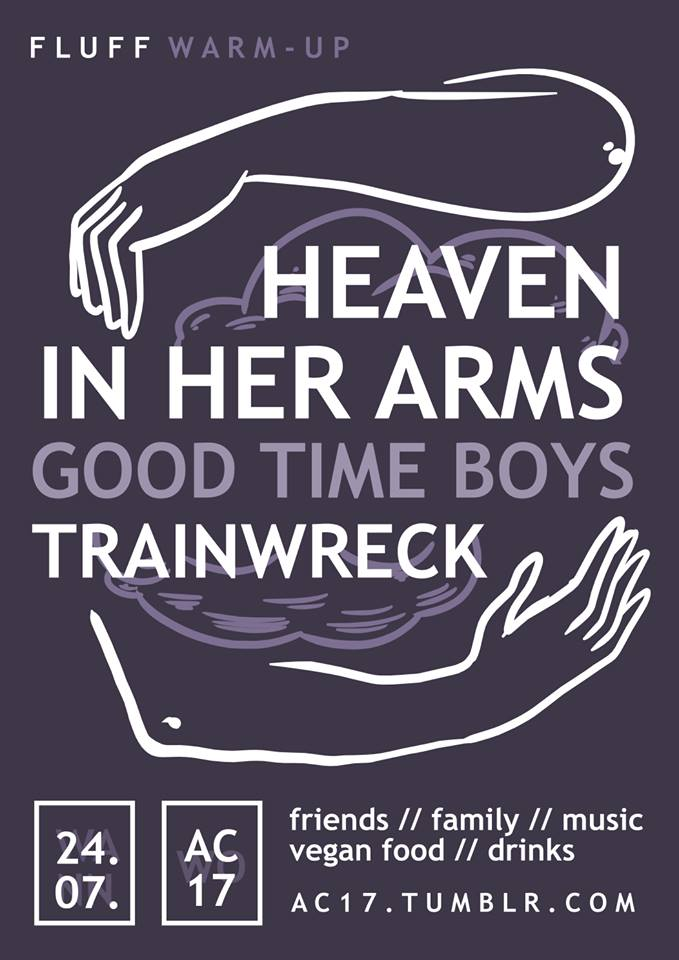heaven in her arms goodtime boys trainwreck velozee