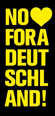 no love for a deutschland