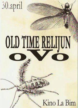 old time relijun