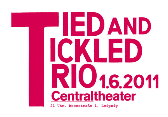 tied tickled trio