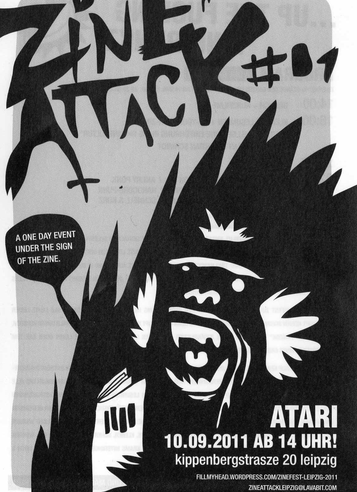 zine attack