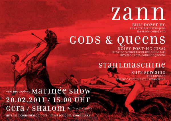 zann /// gods and queens /// vyst